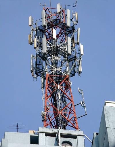Torreta de telefonia movil en Benavente