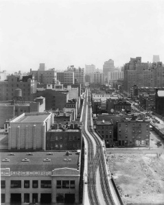 Vista norte desde calle 17