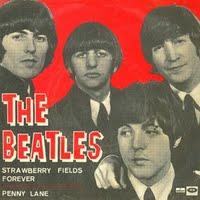 Beatles Strawberry fields forever-penny lane