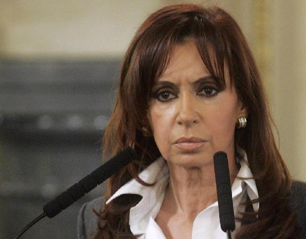 Cristina como Mariano