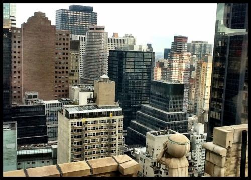 Vista desde hotel