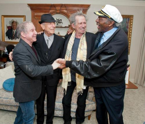Simon, Cohen, Richards, Berry