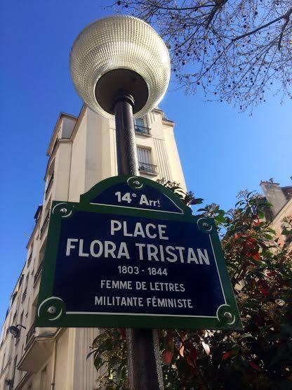 Place Flora Tristan