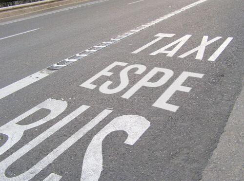 Taxi Espe Bus