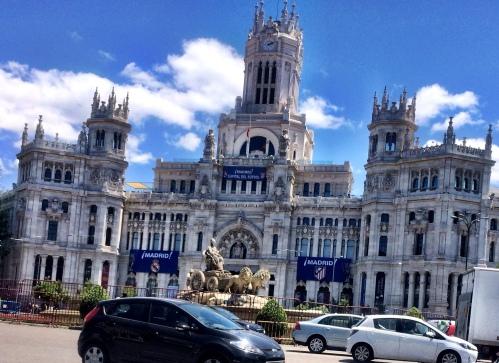Madrid capital fútbol