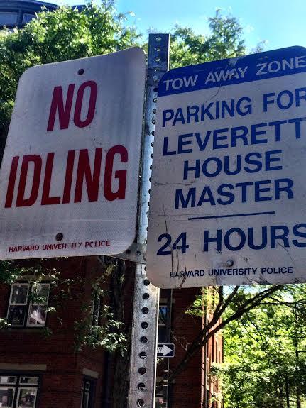 No idling