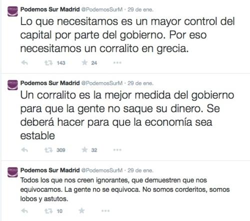 Podemos Sur Madrid