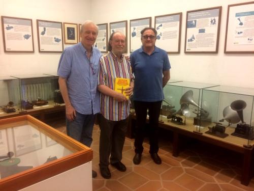 Joaquín Díaz y Antonio Perea