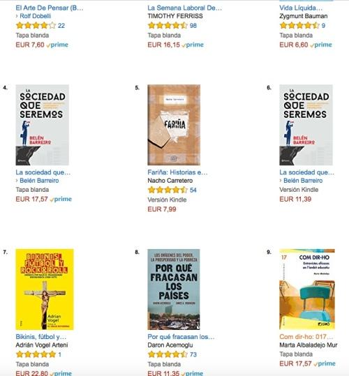 Amazon 7 Sociología