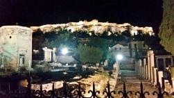 Agora romano y Acrópolis 2