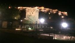 Agora romano y Acrópolis rec