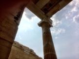 Columna cinco puertas