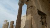 Columnas y capitel