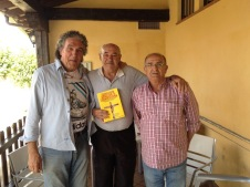 Juan Marquez, Rafa Santamaria, Benigno Garcia