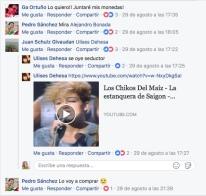 Comentarios FB Akal México