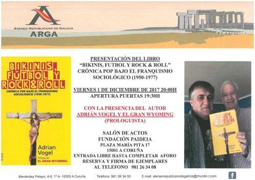 A Coruña invitación