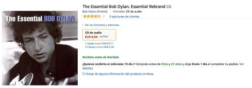Dylan El País