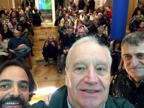 Selfie JLPA y EGW