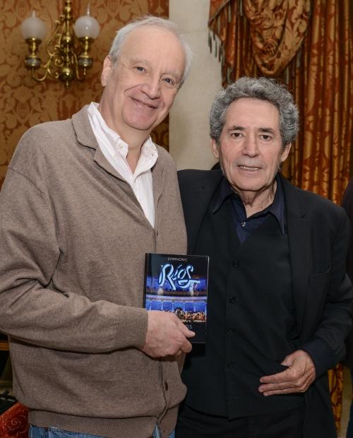 Con Miguel Ríos Teatro Real