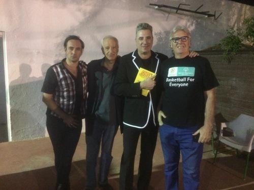 Igor Paskual, Loquillo, Paniagua Quintanar 2