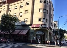 Las Violetas edificio