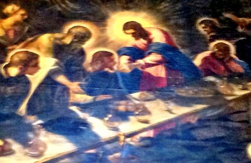 LUC Tintoretto detalle