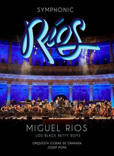 Symphonic Ríos CD DVD