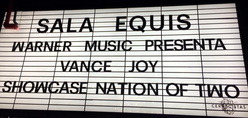 Vance Joy showcase