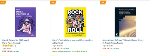 Amazon Rock 'n' Roll 8 Gen Mus 140418
