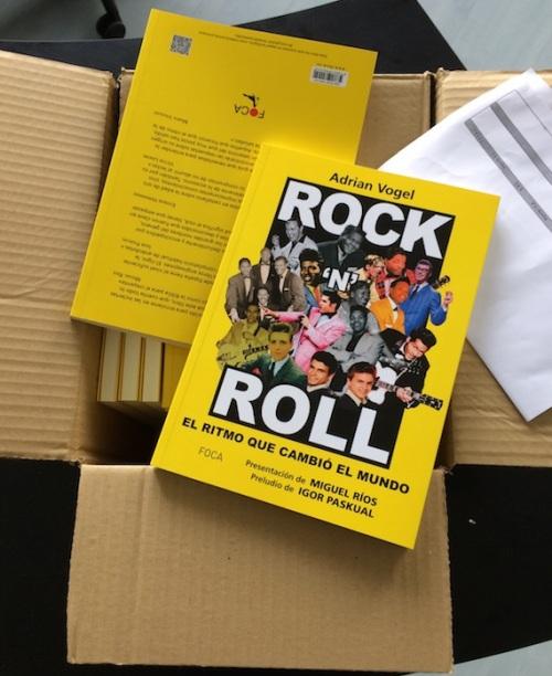 Caja Rock 'n' Roll rec
