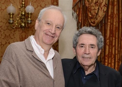 Con Miguel Ríos