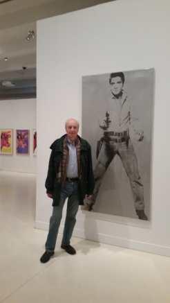 Elvis x Warhol