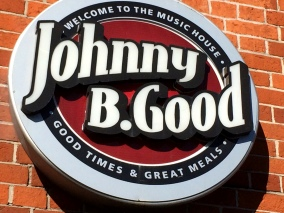 Johnny B Good logo