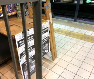 Metro andén