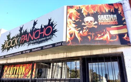 Rock al Pancho