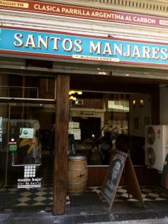 Santos manjares