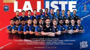 Francia 2018