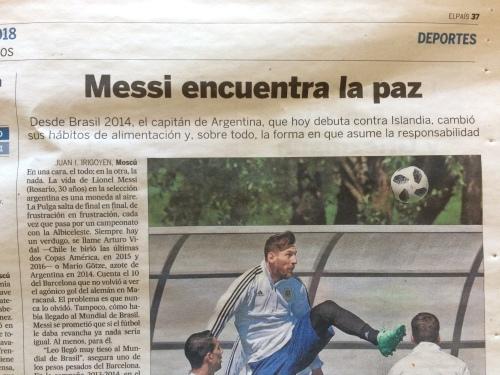 Messi Irigoyen