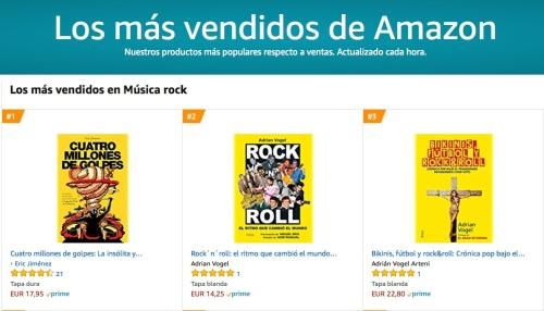 Amazon 2 y 3 Rock 150918