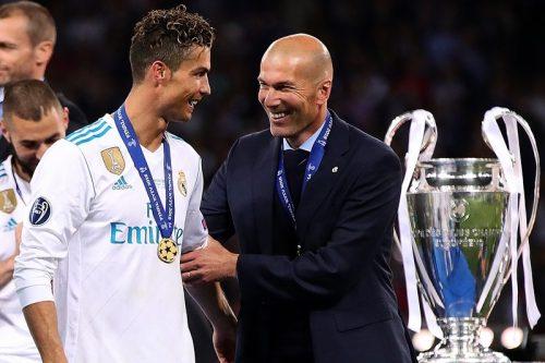 CR7 Zidane