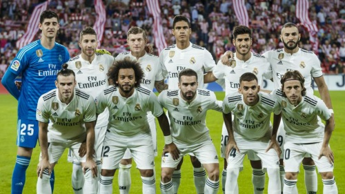 ATHLETIC 18/19 REAL MADRID 18/19