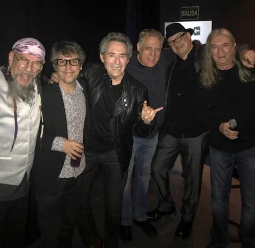 Drogas, Iván, Miguel, Eugenio,Julián, ROsen