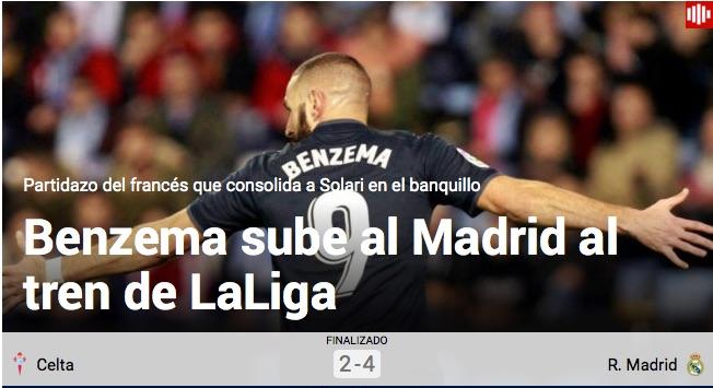 Benzema Marca