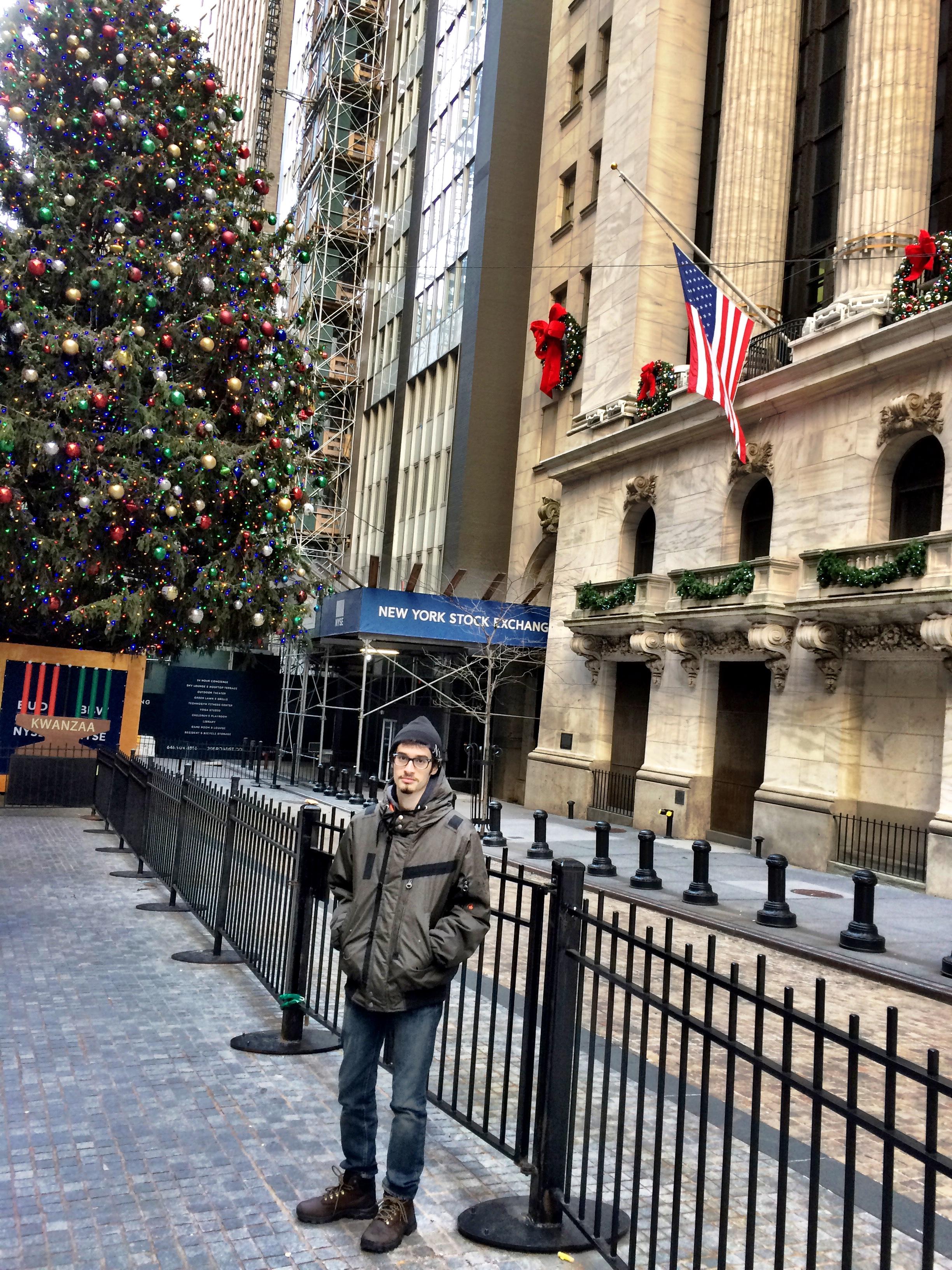 Adri, NYSE, árbol