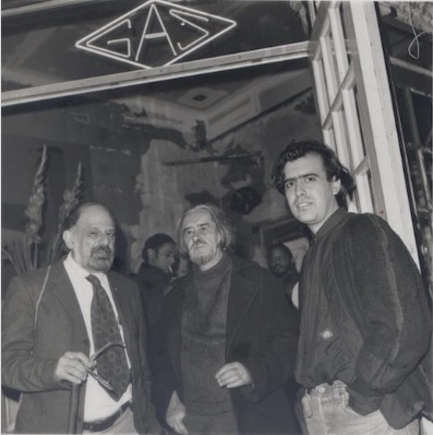 Ginsberg, Ory, Gomariz GS 1987