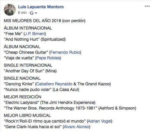 Luis Lapuente res 2018