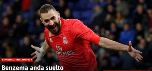 benzema as