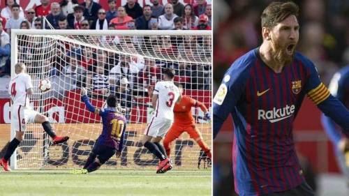 Messi Marca