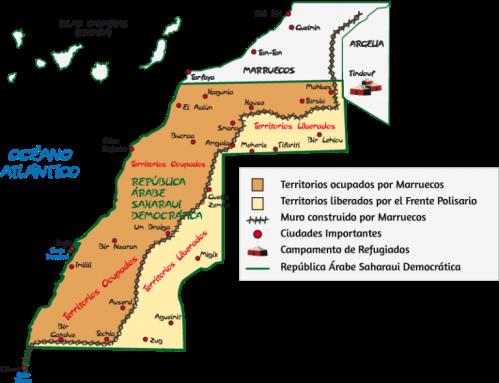 Mapa RASD