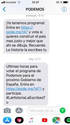 Ps SMS